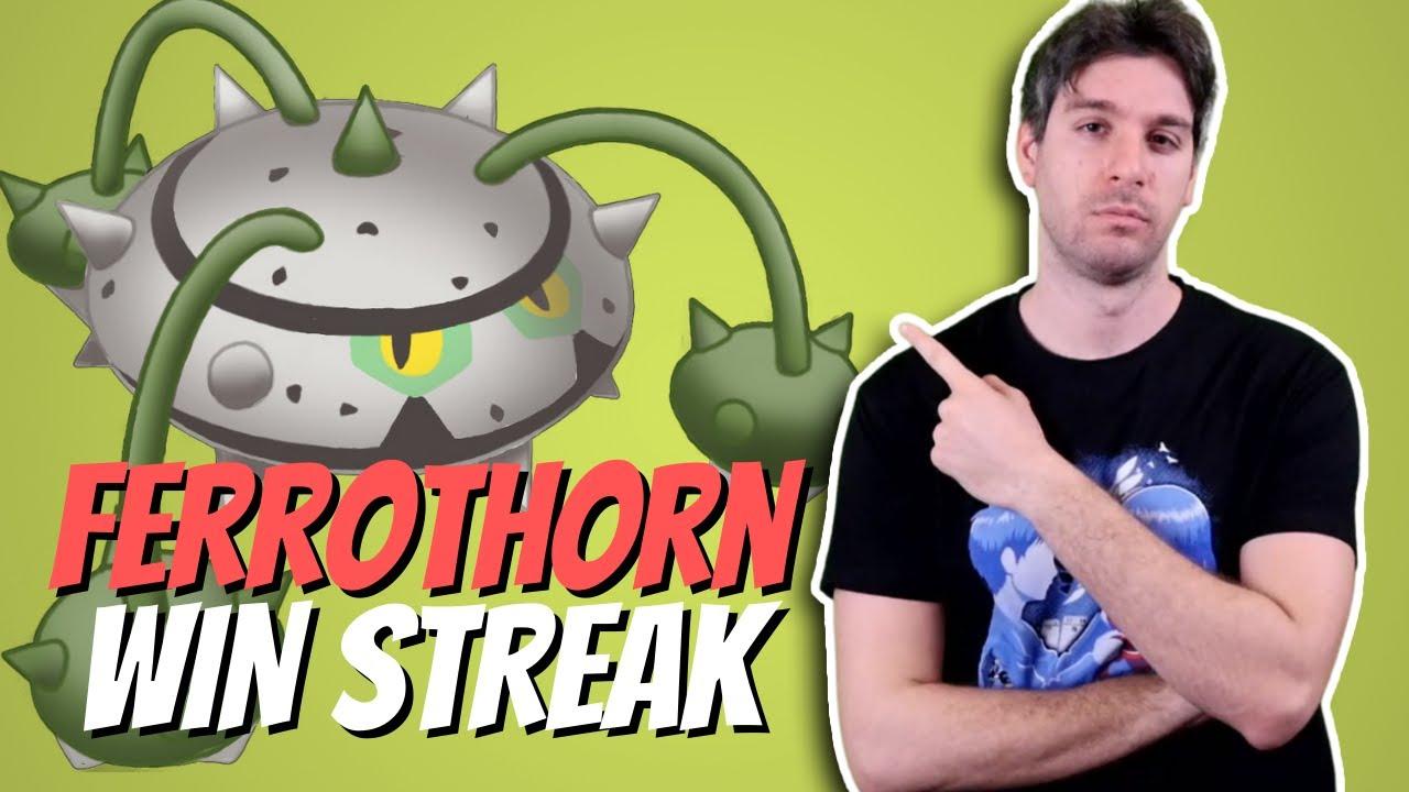 Ferro da Ferro toglie! - WIN STREAK - #pokemon Spada & Scudo ⚔️🛡️