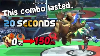 Sickest Combos in Smash Ultimate