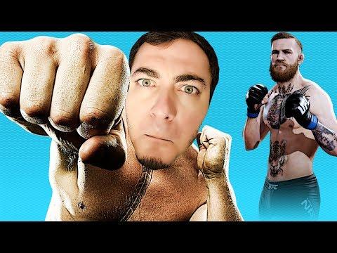 Ağız Burun Dağıldı Ama İyi Dövdüm! UFC 3