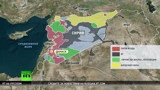 Столкновения в Идлибе позволяют понять, кто есть кто среди сирийской оппозиции