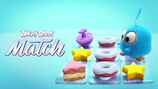 Angry Birds Match - Cherry Blossom