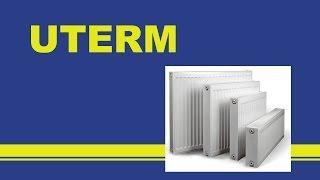 UTERM стальные радиаторы для отопления(http://vodaiteplo.com.ua/uterm.html +38-095-861-86-02 Постоянно в наличии и под заказ стальные радиаторы для отопления от производи..., 2013-11-20T08:01:38.000Z)
