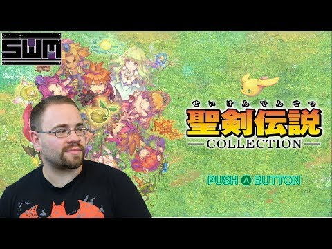 News Wave! - Secret of Mana Collection Has A Strong Opening Week On The Nintendo Switch!