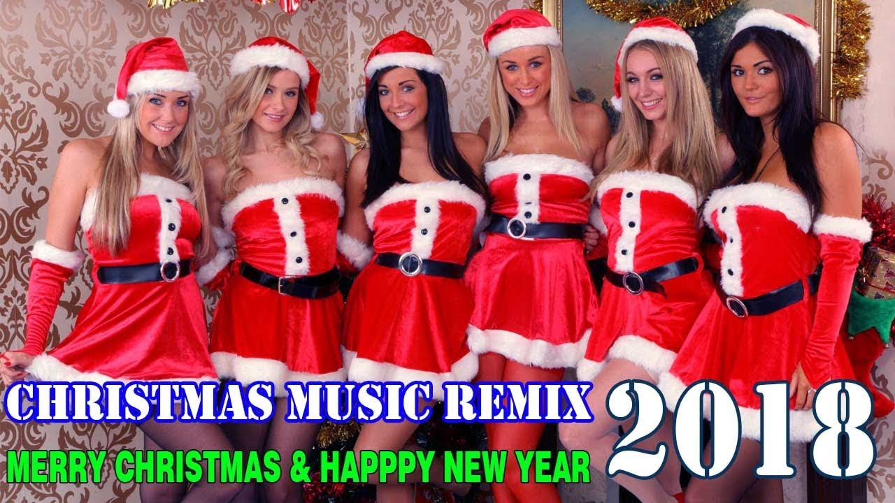 Best Christmas Dance Mix Xmas Music Remix 2018