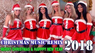 Best Christmas Dance Mix ♪ Xmas Music Remix 2018