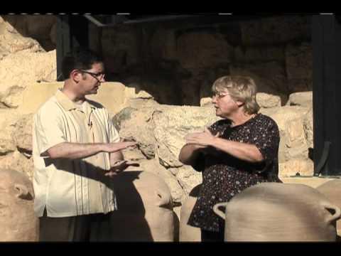 Trumpet Daily Interviews Dr. Eilat Mazar - The Trumpet Daily