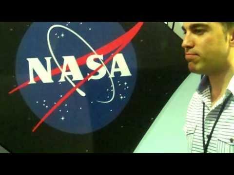 E3 2013 Interview with NASA Flight Engineer Bobak Ferdowsi