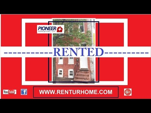 RENTAL - 1208 Washington Blvd., Baltimore, Maryland 21230