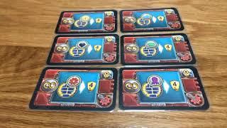 【ボードゲーム】アクアスフィア技術カードの話 (2019.01.15ツイキャス)