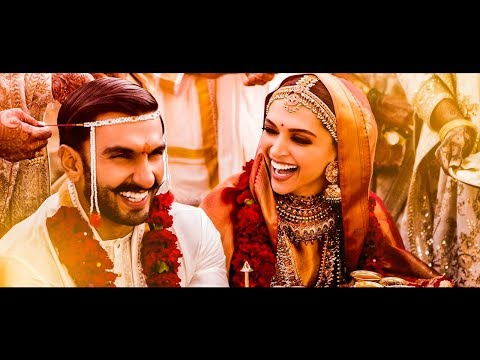 Deepika Padukone - Ranveer Singh Sindhi Got Married | Wedding Video