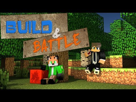 ► Minecraft ║ Build Battle ║ Ft.Lucas ║ CZ Let's Play ║ [HD] [PC]
