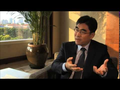 Korea Telecom Interview from MAE 2014