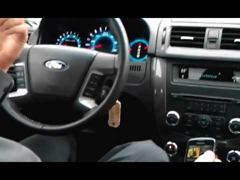 2011 ford taurus bluetooth