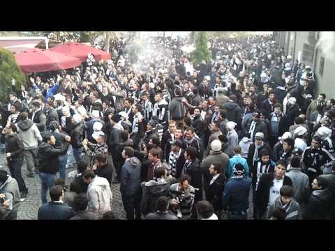 Beşiktaş Gs maçı öncesi 20.11.2011 mp4