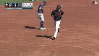 San Francisco Giants Spring Training Highlights: 2-26