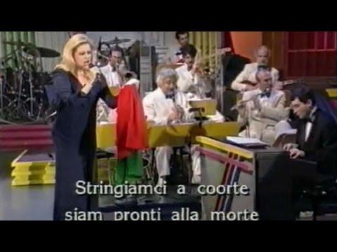 Inno d 39 italia doovi - Testo di casta diva ...