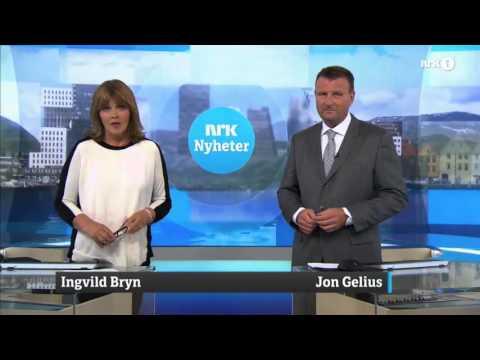 NRK1 - Dagsrevyen Intro - 2015