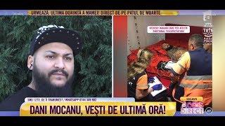 Dani Mocanu si-a bagat fanii in panica! Controversatul cantaret de manele spune ce l-a dar ...