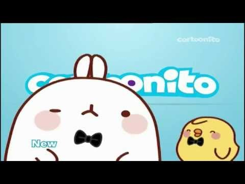 Cartoonito UK Molang New Episodes August 2016 Promo