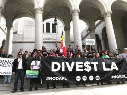 from #BankExit to Divest LA