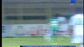 بالفيديو..المقاصة ينهى الشوط الأول أمام الأهلى الليبي بهدف 'نانا بوكو'