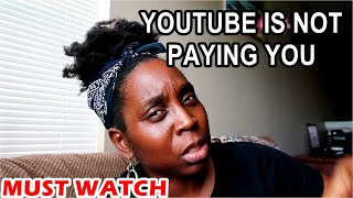 This YOUTUBE Ads Change is Why You Are Not Making Money on Youtube | DNVlogsLife