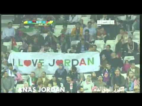 الاردن 0-0 ليبيا الدورة العربية 2011 الشوط الاول