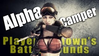 How to be an ALPHA CAMPER - PUBG Xbox 1