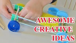 WOW! 5 AWESOME LIFE HACKS AND CREATIVE IDEAS