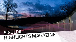 Sigulda Highlights Magazine #2 | IBSF Official