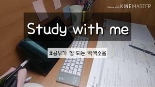[노베]한의대 도전기 | 비도 오고 그래서 공부합니다.…