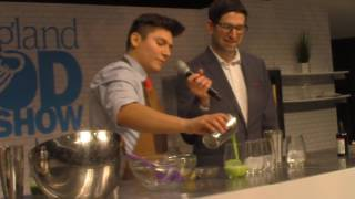 New England Food Show 2017 | Cocktail Competition and More