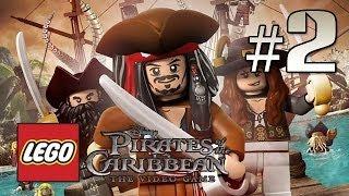 We Play: LEGO: Pirates of the Caribbean - Tortuga - Part 2 Walkthrough