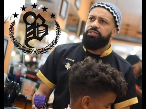 THE BEST BARBER IN BOSTON! He Goes By @lex_andre On Instagram.....11/23/2018