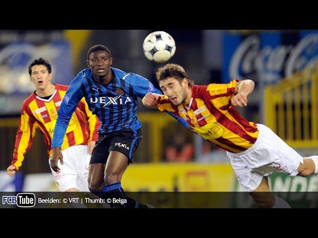 2008-2009 - Jupiler Pro League - 18. Club Brugge - KV Mechelen 3-0