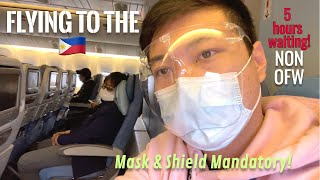 Philippine Airlines - Vancouver to Manila    New Travel & Quarantine Requirements - February 2021