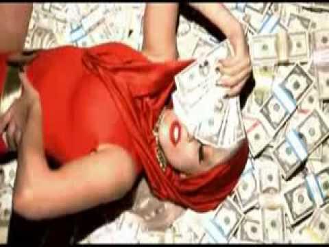 Lady GaGa - Bad Romance (Skrillex Remix) Music Video