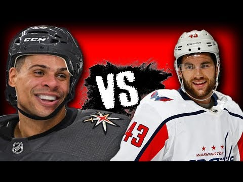 History Of Hate/Ryan Reaves and Tom Wilson