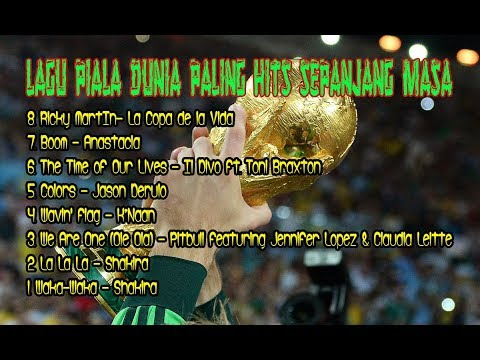 Lagu Piala Dunia Paling Populer Dari Masa Ke Masa