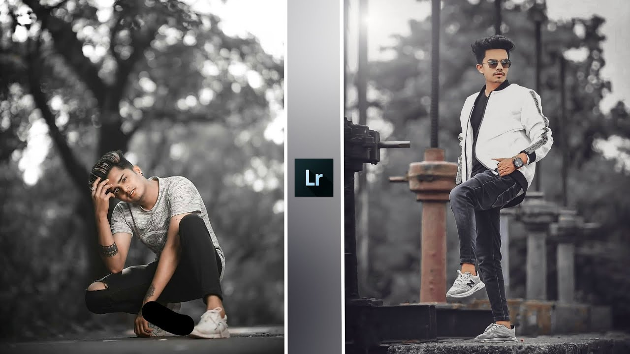 Moody Realistic Color Effect Photo Editing In Lightroom | New Lr Editing | Lightroom Mobile Tutorial