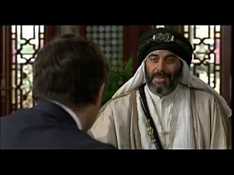 Conversation between CIA Station Chief and the Emir of Ishtar