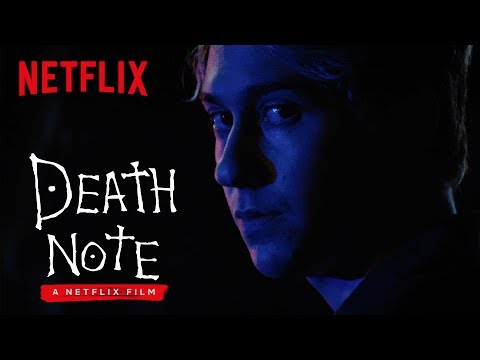 Death Note    HD  Netflix
