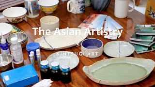 #VajorExperiences - The Asian Artistry - Kintsugi Workshop