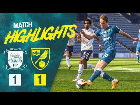 Preston Norwich Goals And Highlights