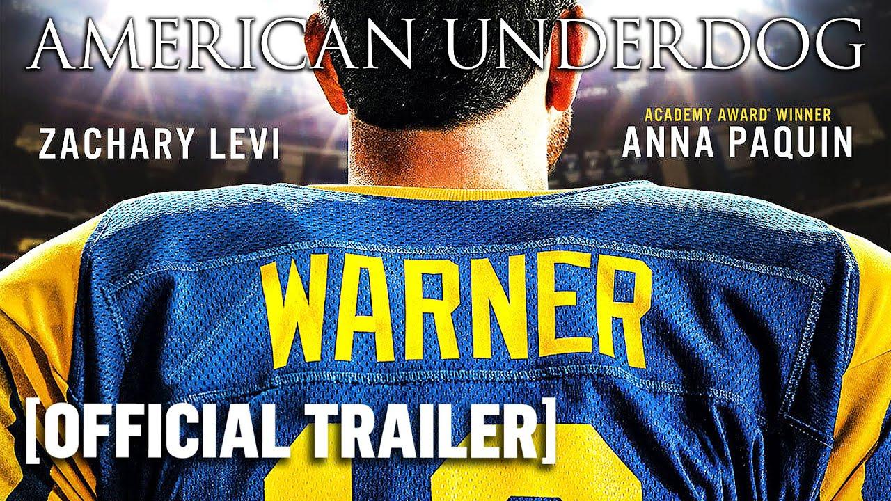 American Underdog - Official Trailer
