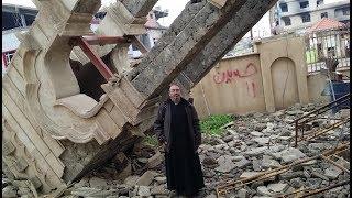 """""""Los cristianos perseguidos en Irak no se consideran héroes, creen que hicieron lo que debían"""""""