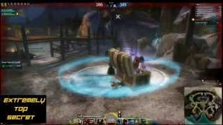 GW2 PvP How to noob Thief - 1. semester in noob-academics Part 1 (POV Thief)