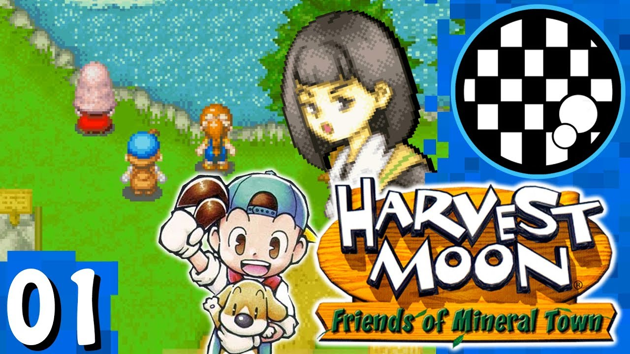Harvest Moon Friends Of Mineral Town | PART 1