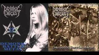 Demonic Christ - Church of Profane Masturbation