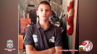 Млади фенове откриха официално Liverpool Bulgaria TV!